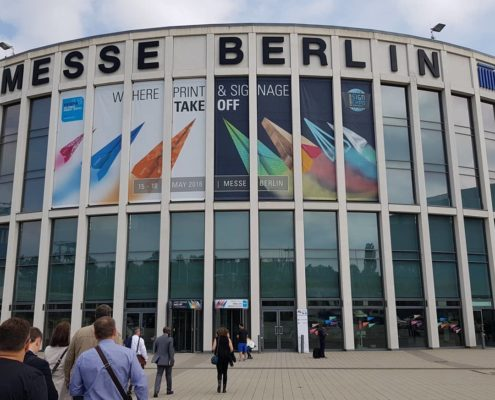 Deltagraphix στην FESPA 2018 Βερολίνο