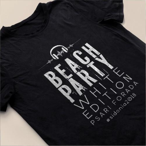 Ανοκ Beach Party logo
