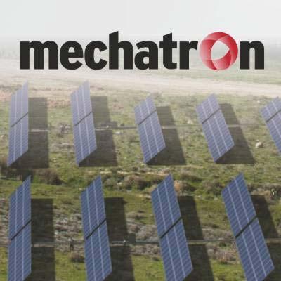 Mechatron, προιόντα τεχνολογίας για φωτοβολταικά πάρκα