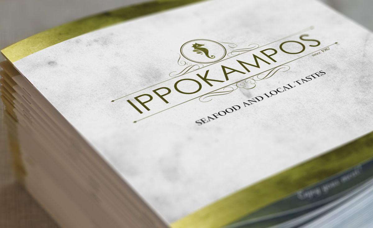 Ippokampos sea food menu