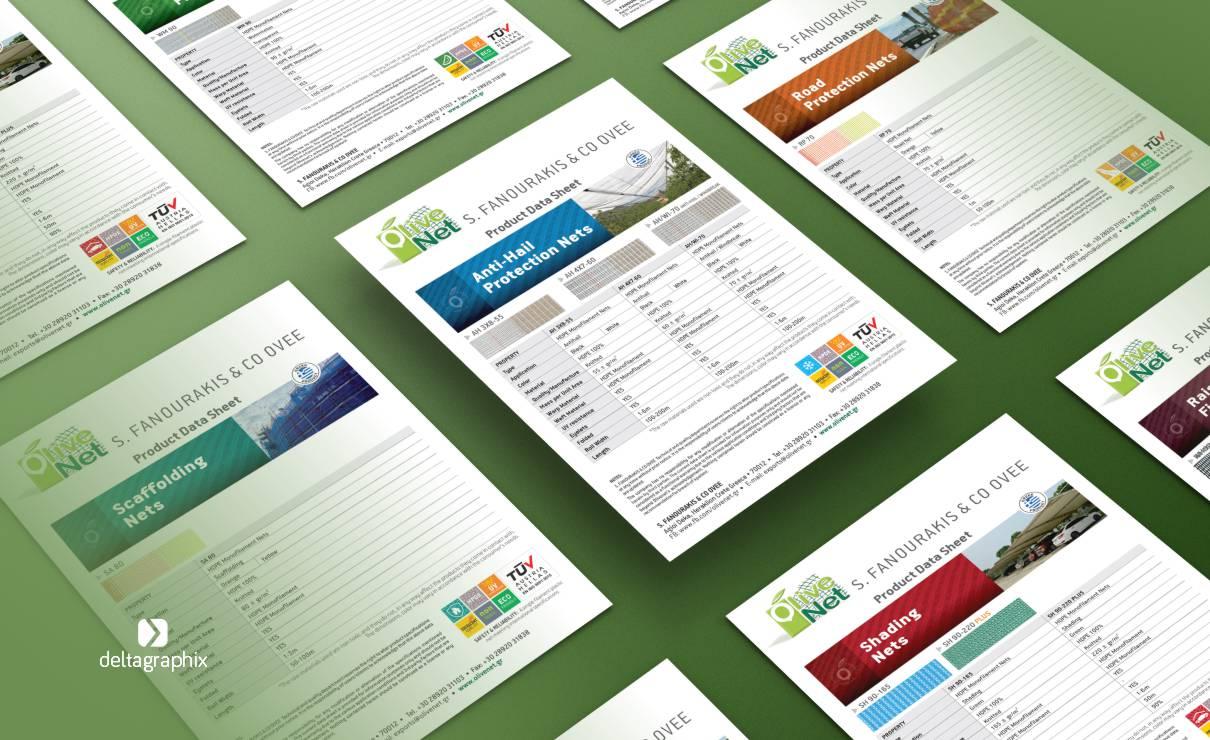 olivenet product data sheet